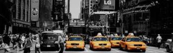 NYC Cabs-42nd St